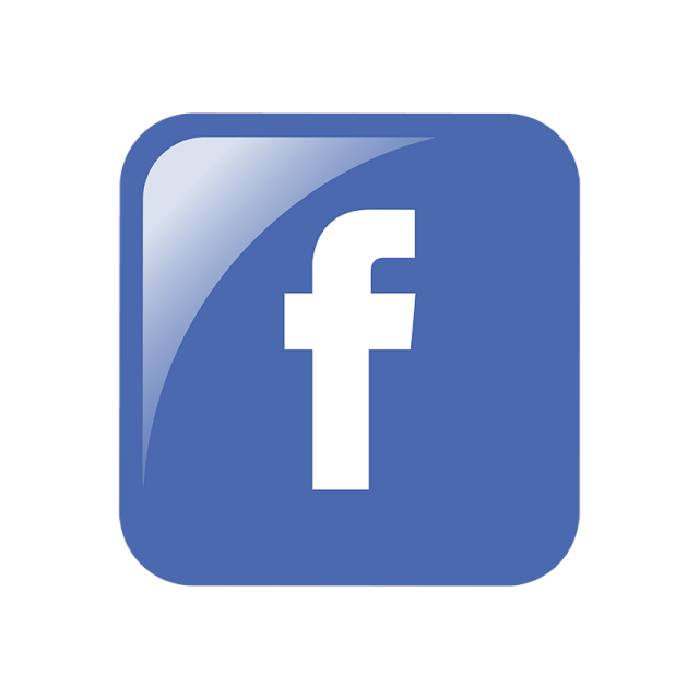 Facebook Logo Social Media Icon, Blue Facebook, Facebook.