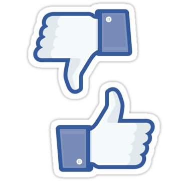 Facebook Like Thumbs Up  2\