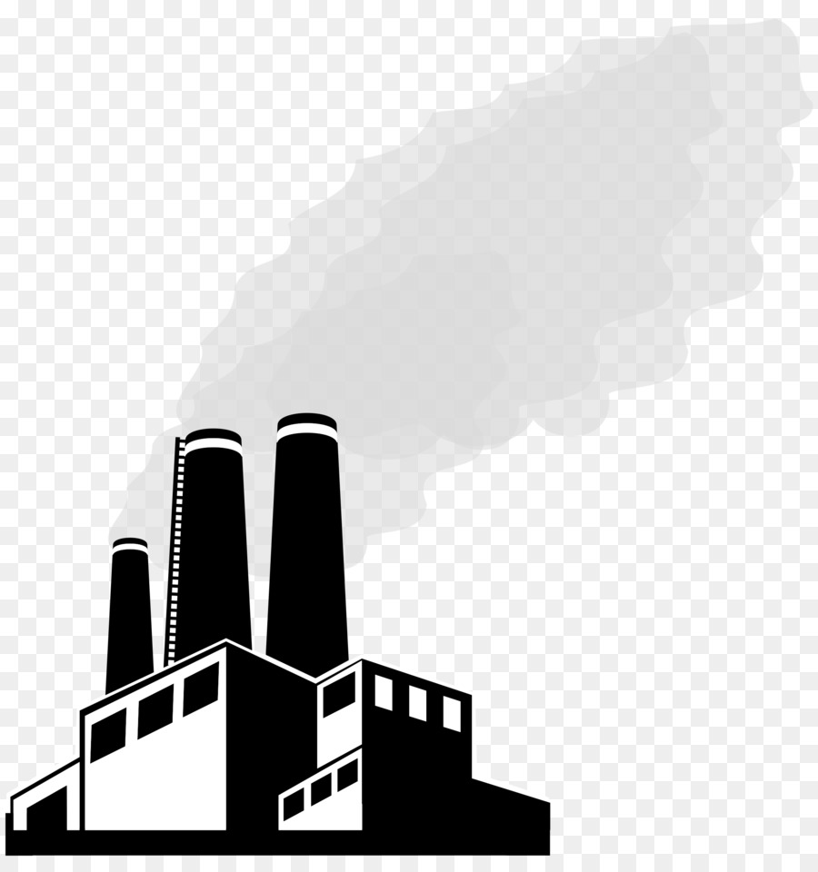 Factory Cartoon clipart.