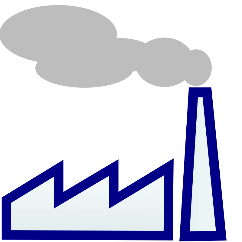 Free Clipart: Factory.