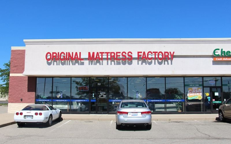 Miamisburg, Ohio Mattress Store.