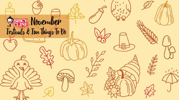 November 2018 things to do Dayton.