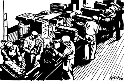 Free Factory Workers Cliparts, Download Free Clip Art, Free Clip Art.