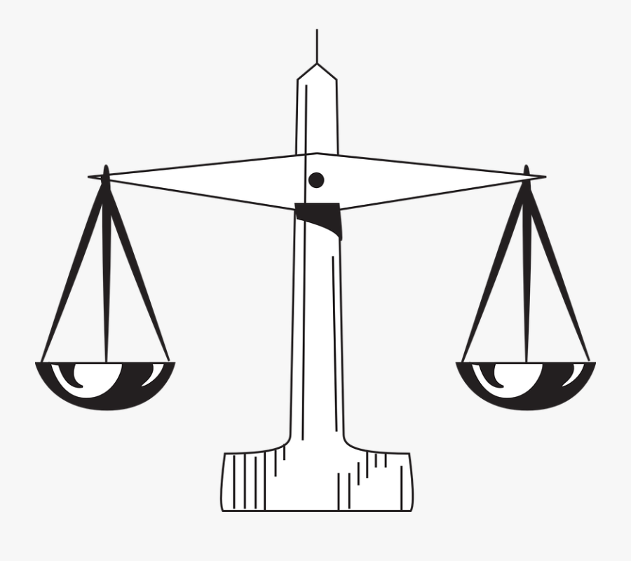 Fairness Black And White , Free Transparent Clipart.