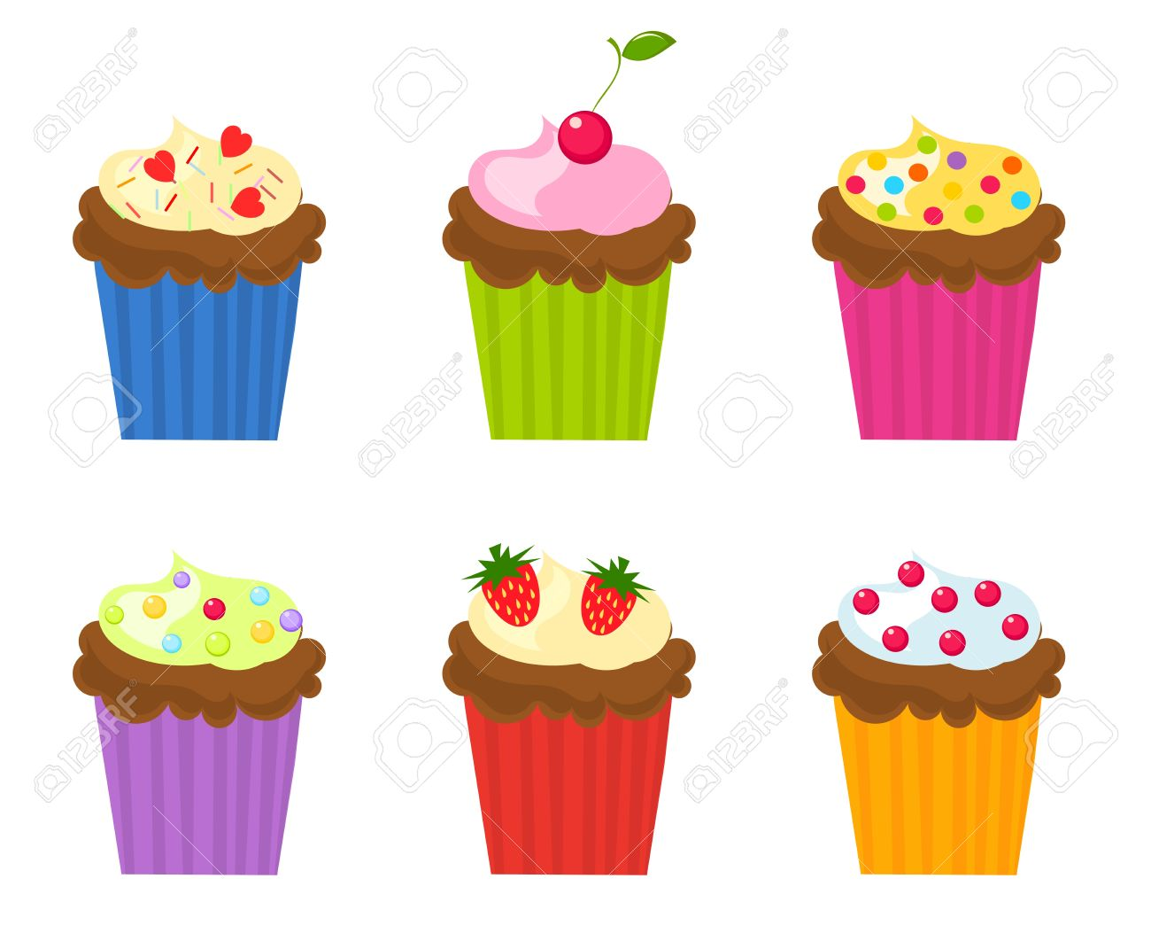 Fairy cakes clipart 10 » Clipart Station.