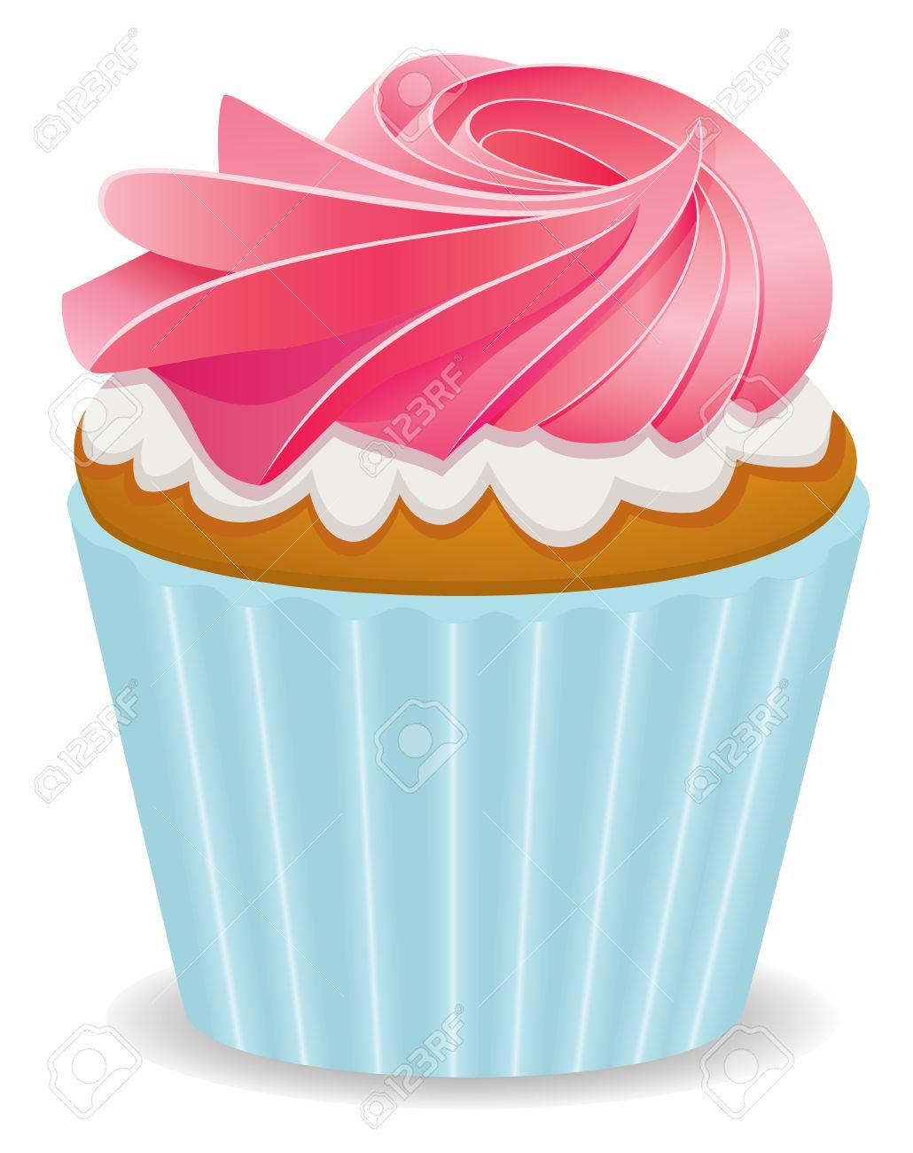 Fairy cakes clipart » Clipart Station.