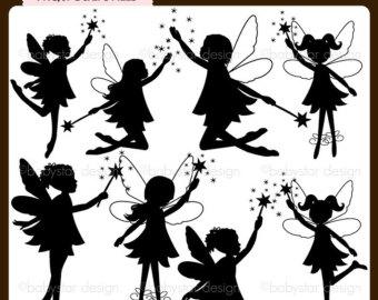 Clipart Fairy Printables Clipground
