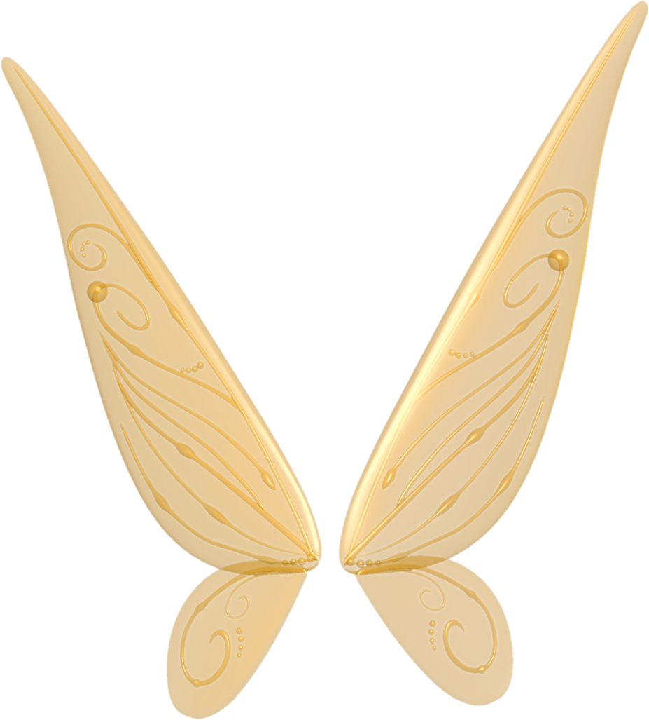 Fairy wings png clipart #36473.