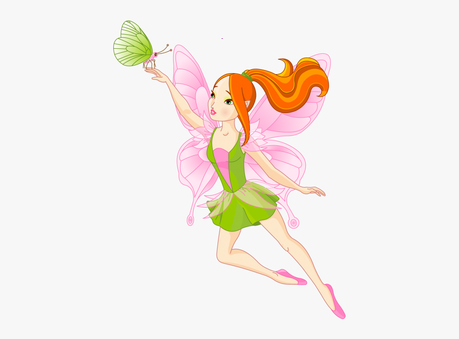 Fairy Golden Fairies Cartoon Clip Art Magical Images.