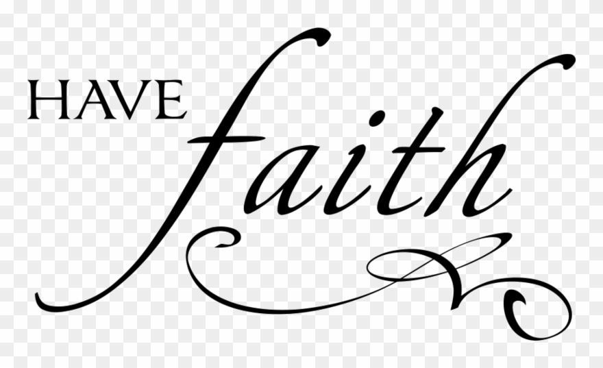 Faith Png Transparent.