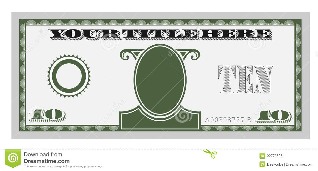 clipart fake money