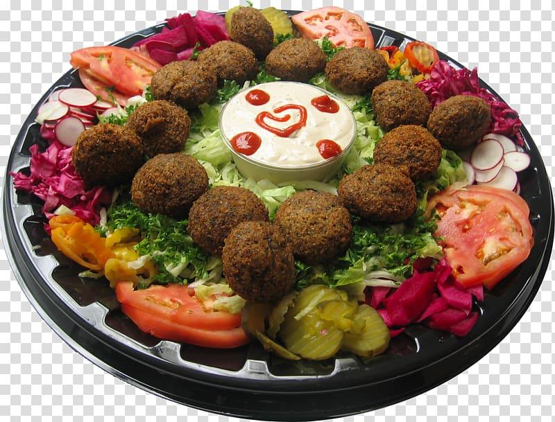 Falafel Lebanese cuisine Take.