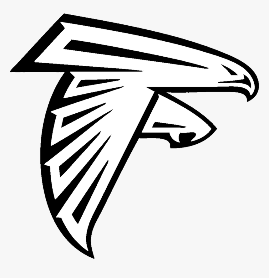 Football Nfl Atlanta Falcons Clipart , Png Download.