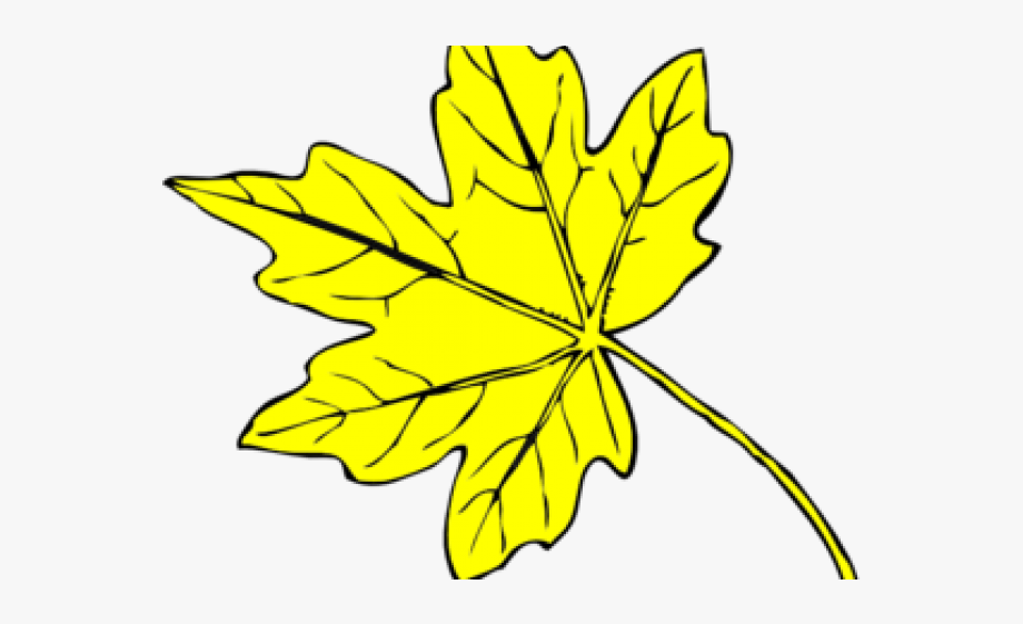 Yellow Flower Clipart Leave Clipart.