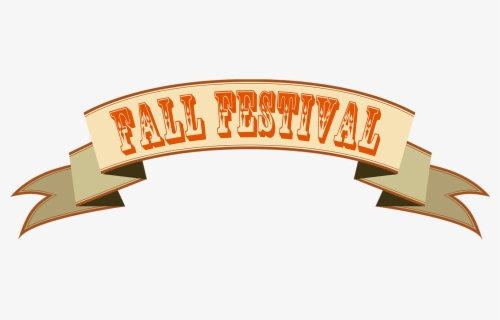 Free Fall Festival Clip Art with No Background.