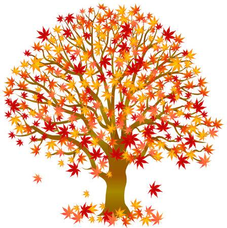 Autumn trees clipart » Clipart Station.