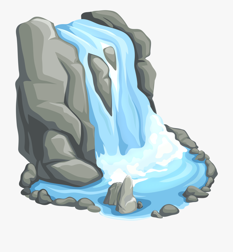 Water Fall Clipart Waterfall Png Clip Art Best Web.