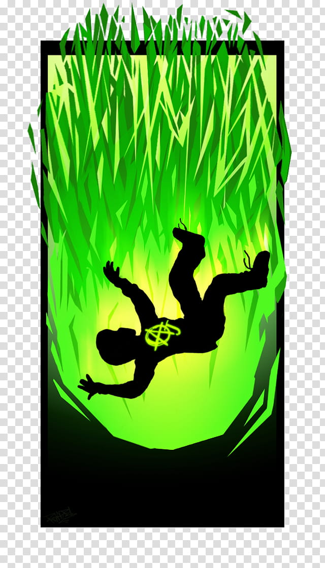 AJ Boy falls from the sky transparent background PNG clipart.