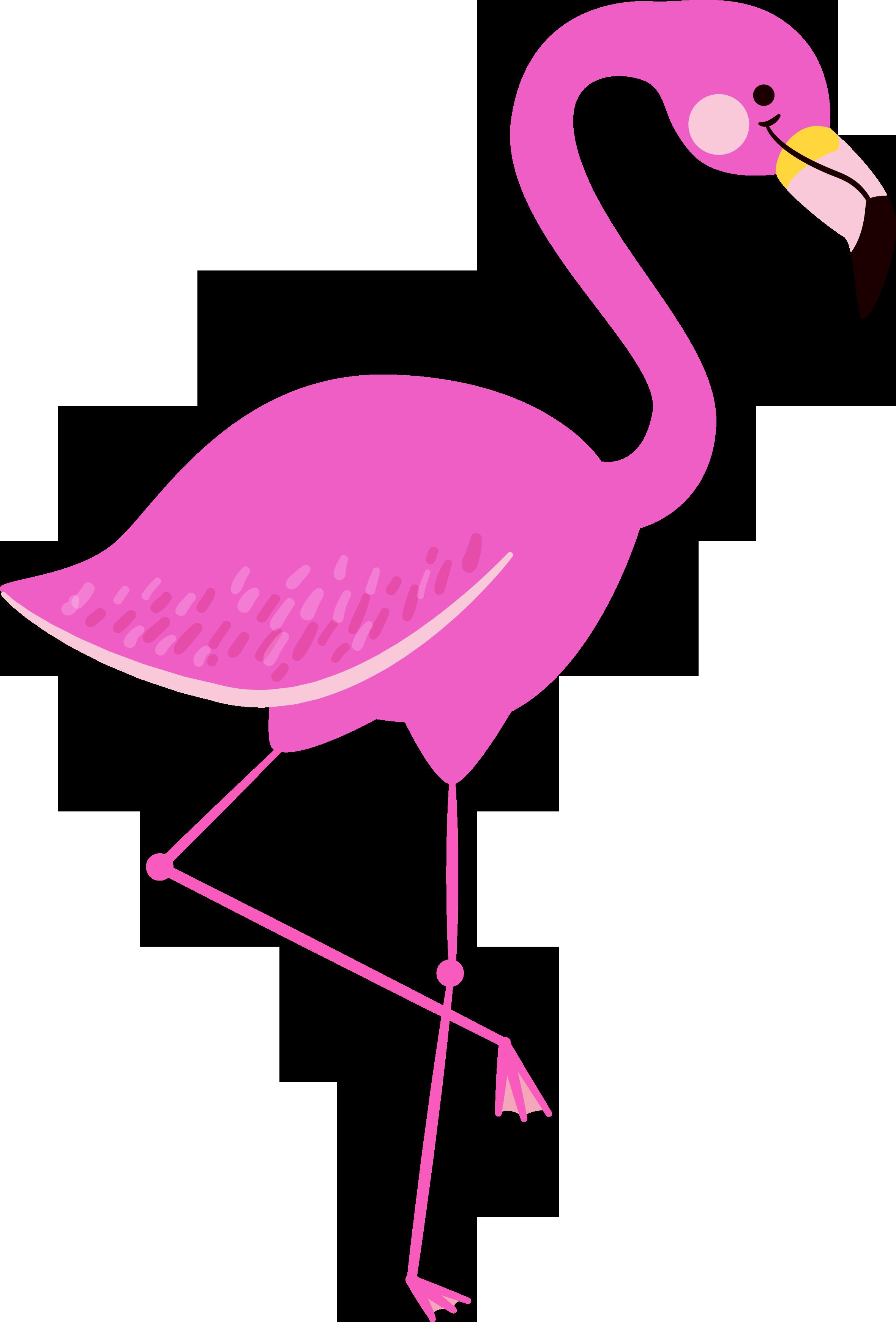 Free Summer Fun Clipart Flamingo Clipart Free.