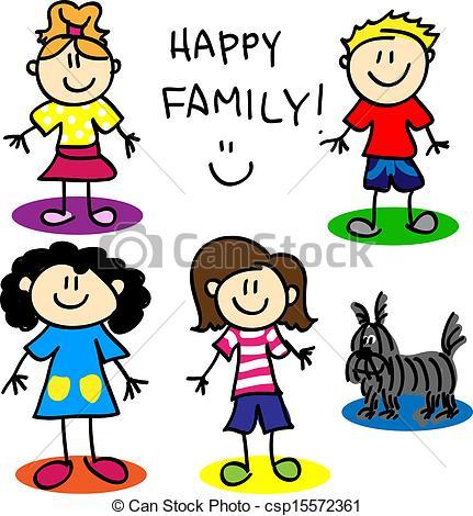 family fun clipart.