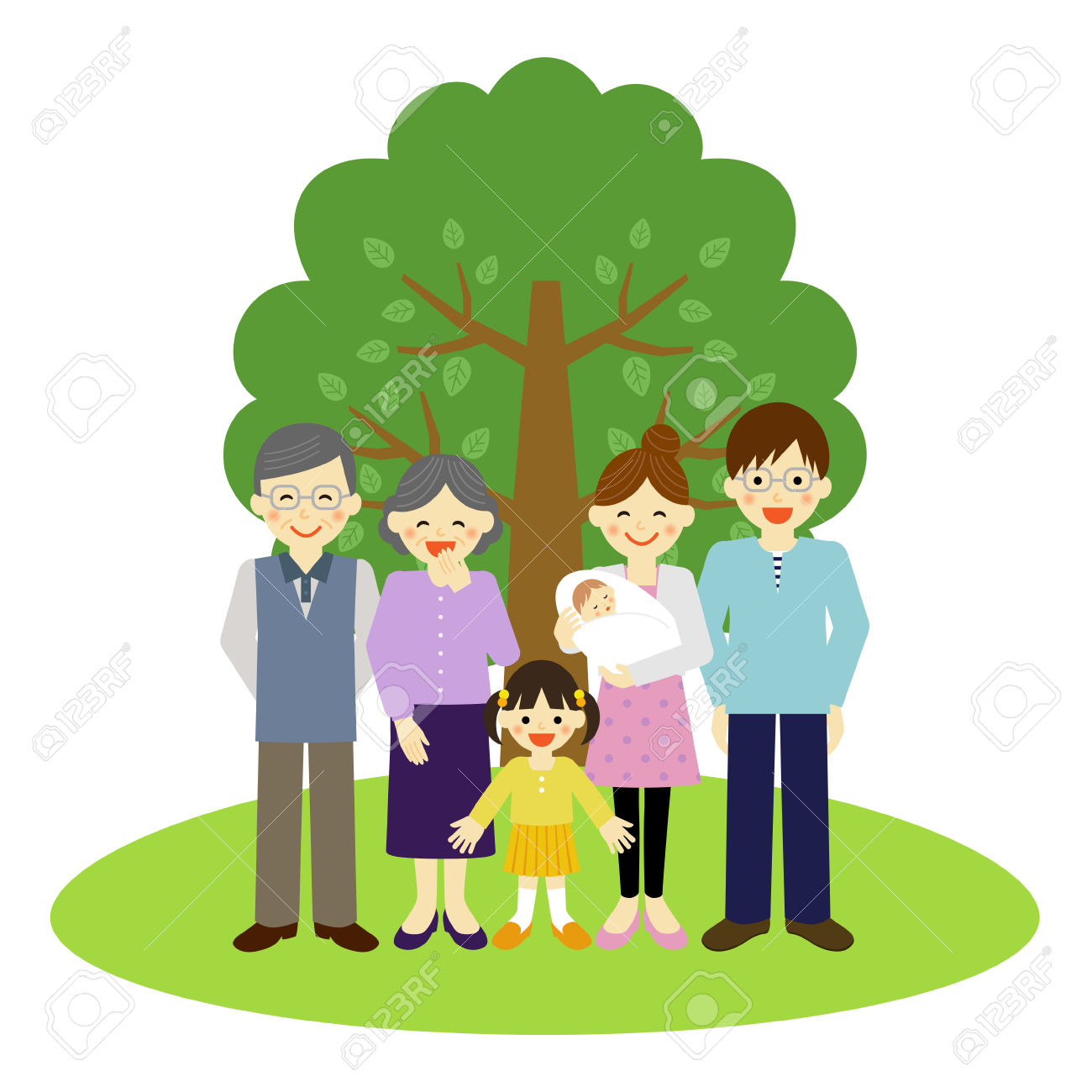 38,676 Family Group Cliparts, Stock Vector And Royalty Free Family.