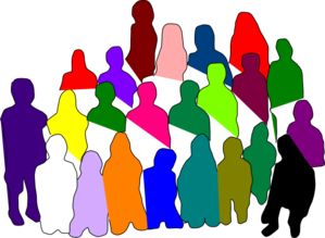Group Family Clipart.