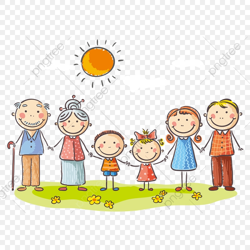 My Family Members, Family, Members PNG Transparent Clipart Image and.