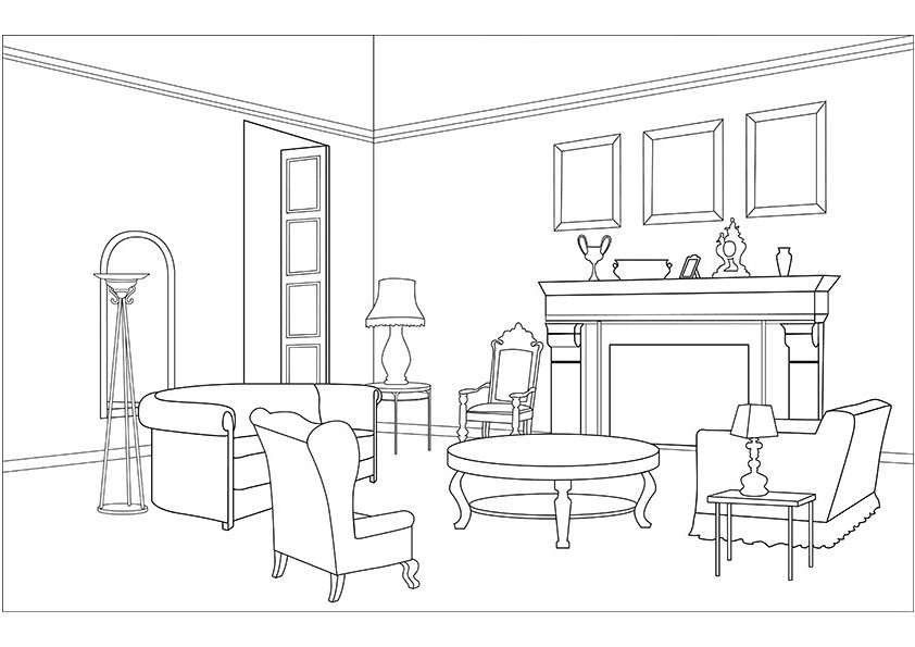 Living clipart free download.