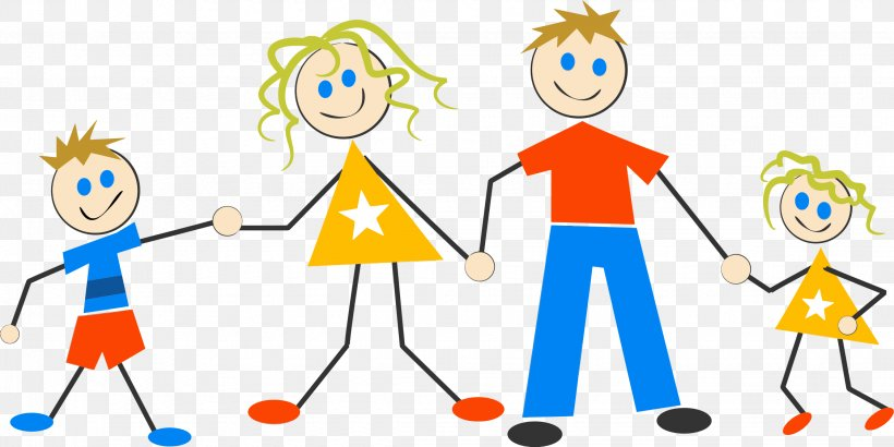 Family Stick Figure Child Clip Art, PNG, 2250x1127px, Family.