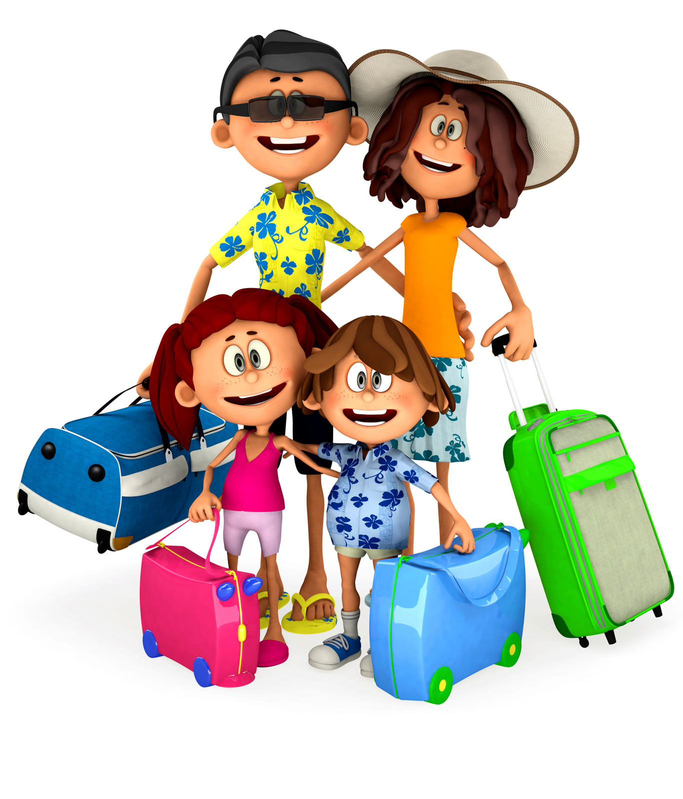 Family vacation clipart free 5 » Clipart Station.