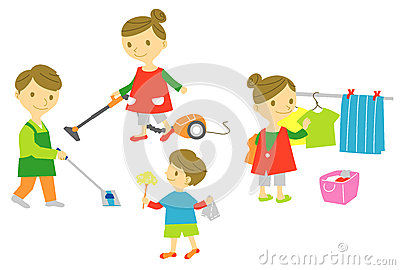 Families Together Clipart (43+).