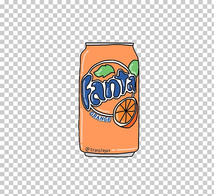 Fanta Fizzy Drinks Coca.