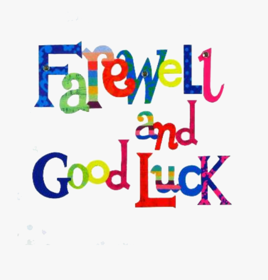 Clipart Farewell Goodbye 15 Goode Clipart Group For.