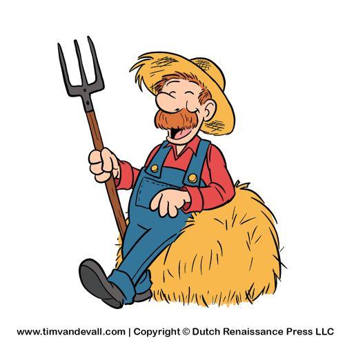 Farmer Clipart Free.