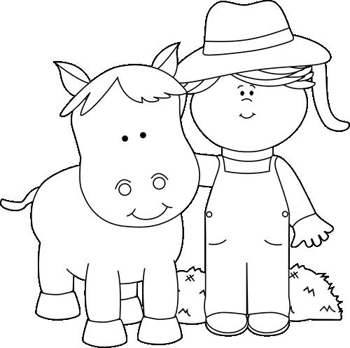 Free Farm Cliparts Black, Download Free Clip Art, Free Clip.
