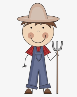 Free Farmers Clip Art with No Background.