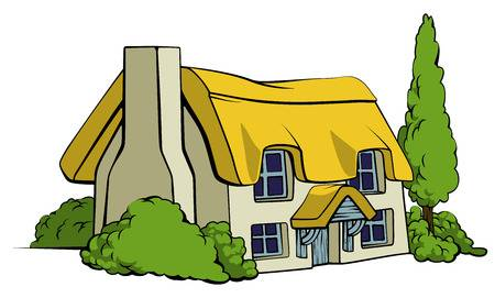 5,234 Farmhouse Cliparts, Stock Vector And Royalty Free Farmhouse.
