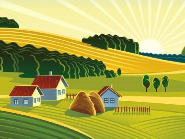 Land clipart fertile land, Land fertile land Transparent.