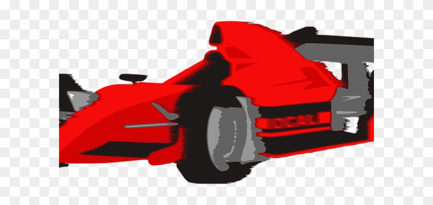 Formula 1 Clipart Fast Car.