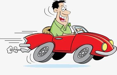 Fast car clipart 1 » Clipart Portal.