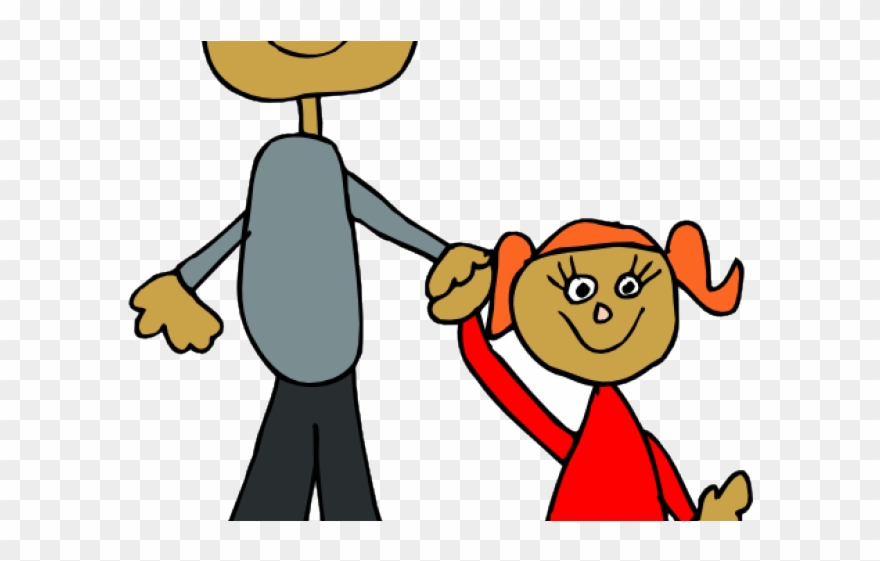Father Daughter Clipart.