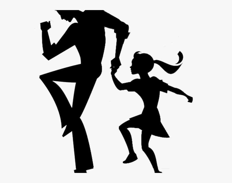 Father Daughter Dance Clipart.