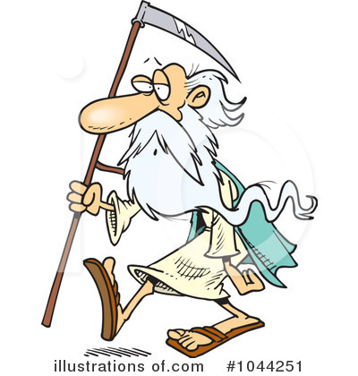 Father Time Clipart #1044251.