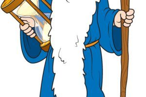 Clipart father time » Clipart Portal.