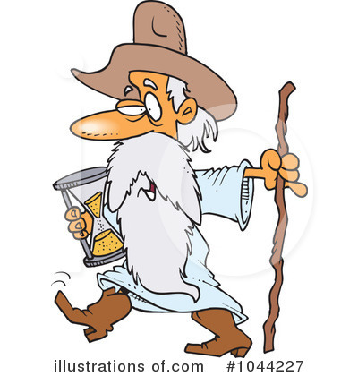 Father Time Clipart #1044227.