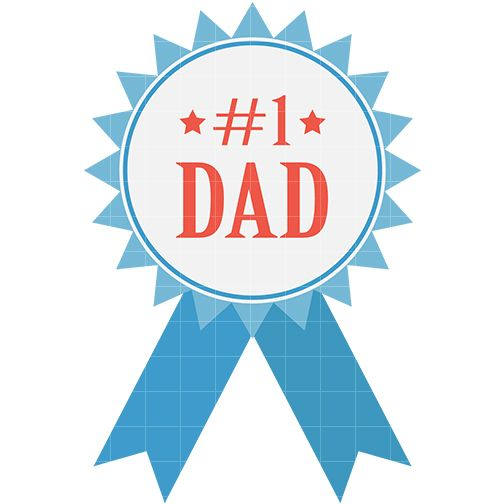 Fathers Day Clipart.