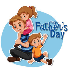 Happy Fathers Day Clipart Vector Images (69).