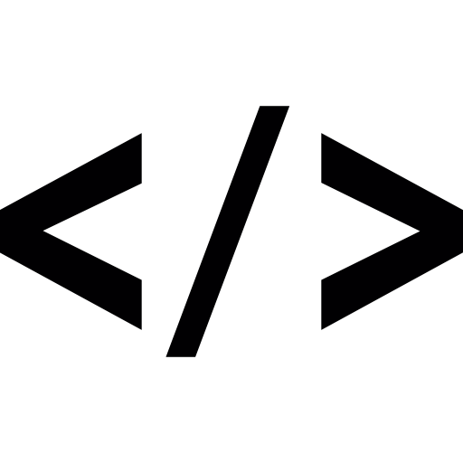 HTML coding.