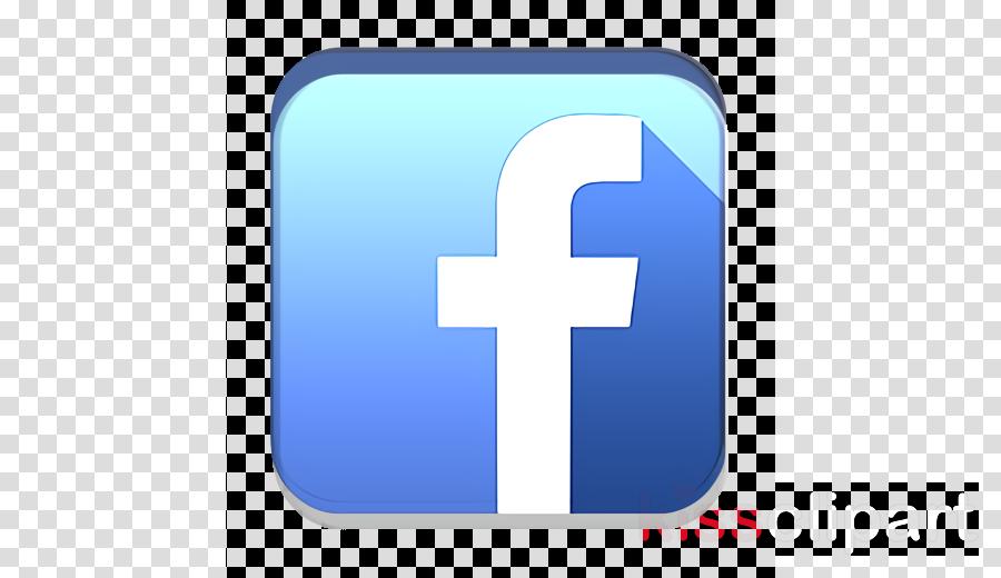 facebook icon fb icon social media icon clipart.