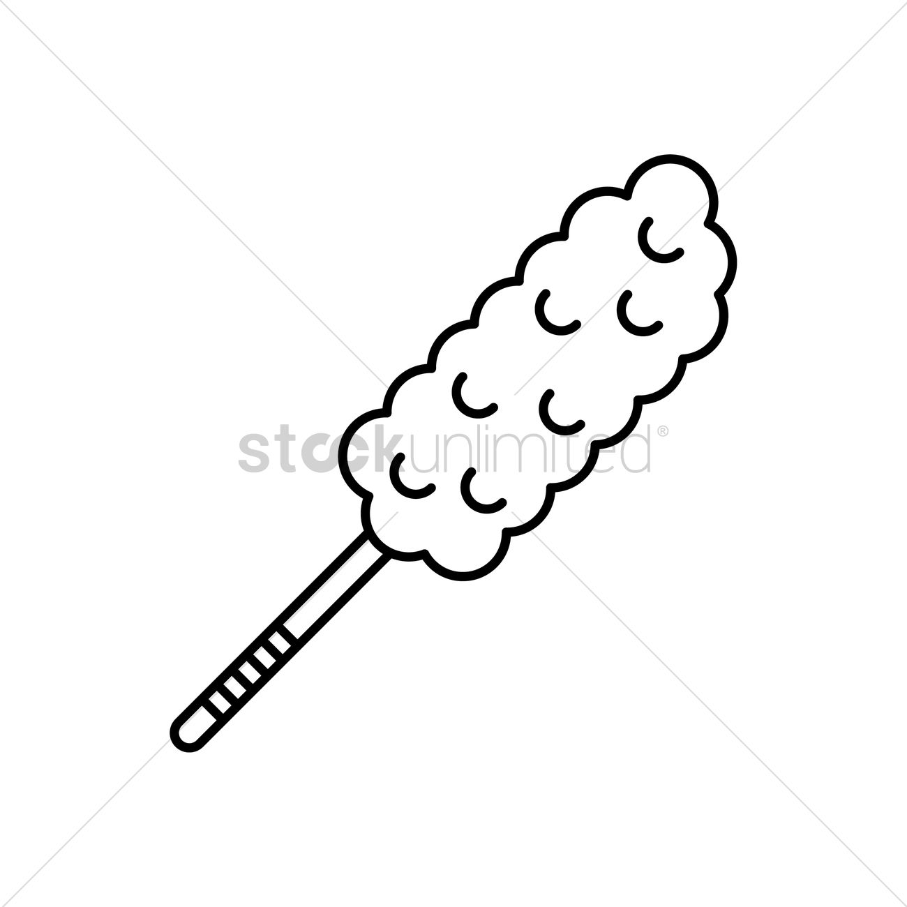 Feather duster clipart 6 » Clipart Station.